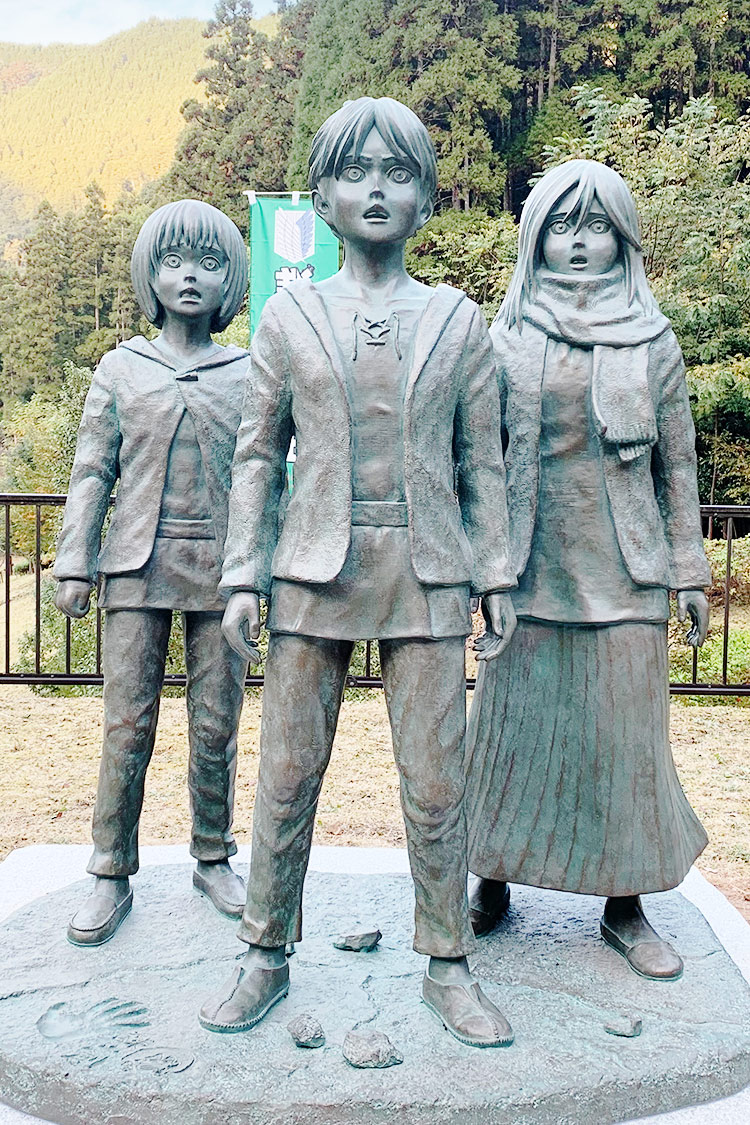 の 巨人 進撃 日田